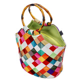 Neoprene Lunch Tote Purse - Pass This On