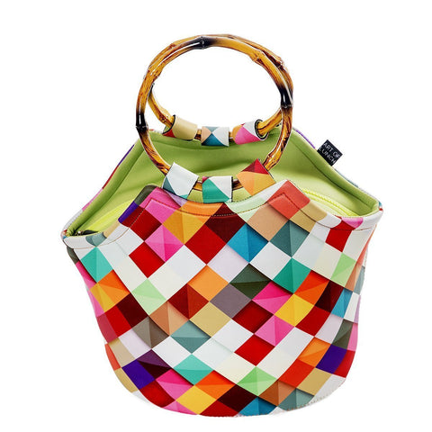 eoprene Lunch Bag Purse by ART OF LUNCH - Pass This On
