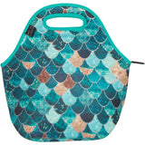 Neoprene Lunch Bag by ART OF LUNCH - Really Mermaid