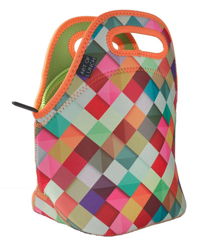 Neoprene Lunch Bag by ART OF LUNCH-Pass This On
