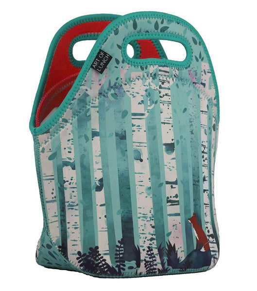 Neoprene Lunch Bag by ART OF LUNCH- Birches