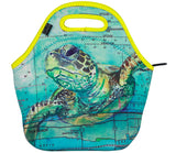Neoprene Lunch Bag - ART OF LUNCH - Sea Turtle