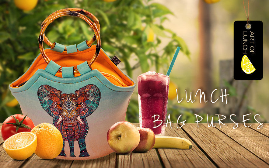Lunch Bag Purses