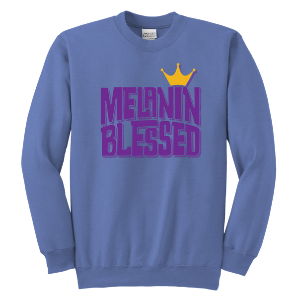 Melanin Blessed SweatShirt