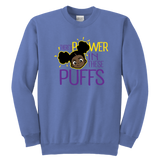 Kennedy Power Puff Sweatshirt