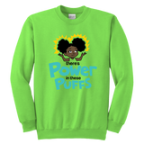 Mikayla Power Puff Sweatshirt
