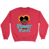 "Womens ""Mikayla"" There's Power in These Puffs"