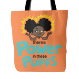 Power Puff Totes