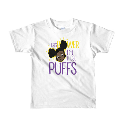 Power Puff Toddler Kennedy Tee