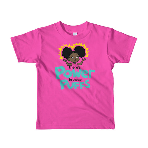 Power Puff Toddler Mikayla tee