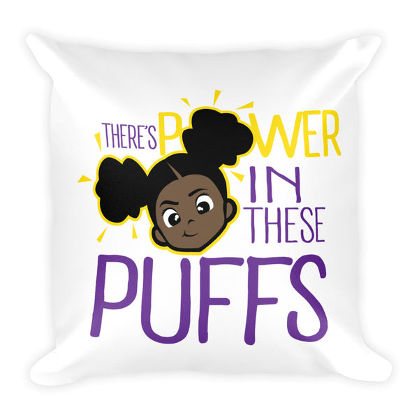 Power Puff Pillow Kennedy