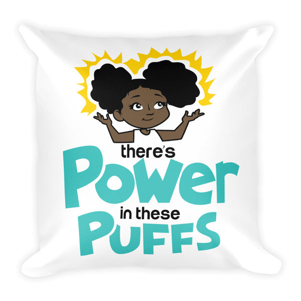 Power Puff Pillow Mikayla