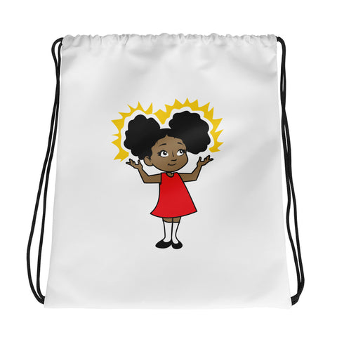SchoolGirl Drawstring bag