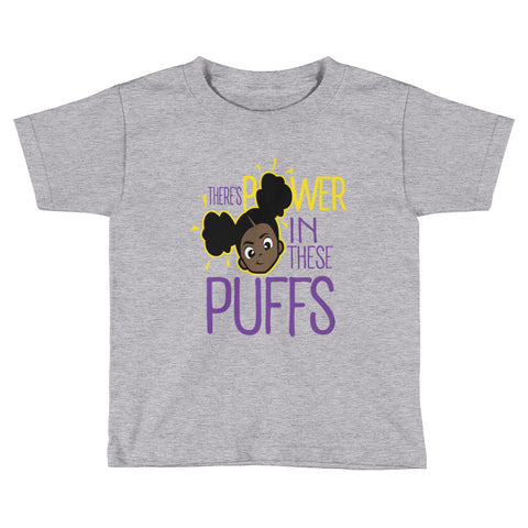 Power Puff Kennedy Toddler Tee