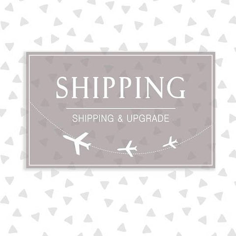 Shipping Upgrade US Standard to US Expedited • SHP