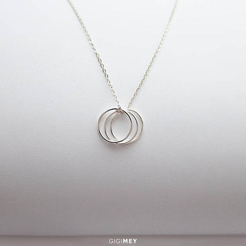 Triple Karma Necklace • NCIRv3