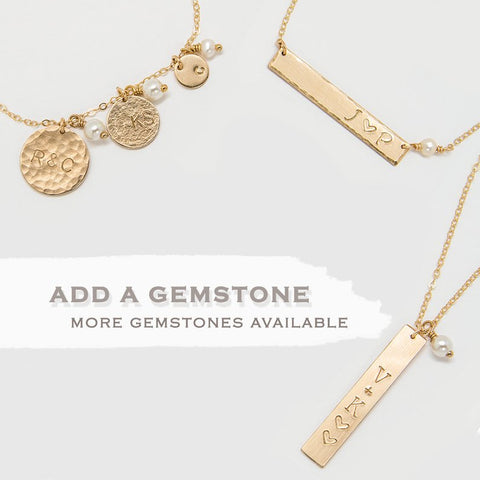 Add a gemstone to your jewelry • ADG
