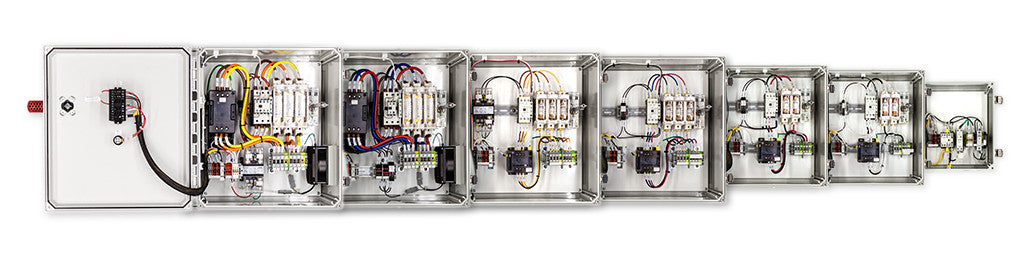 Three Phase, 24 Amp Capacity