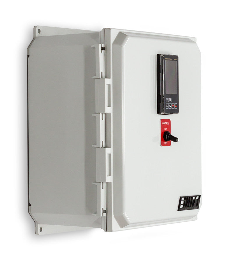 Standard Featured<br> Single Phase Panels