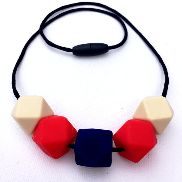 TWO of CUPs Baby Teething Necklace