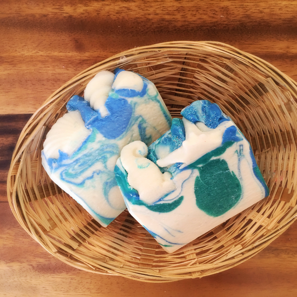 TWO of CUPs Natural Handmade Goat Milk Soaps