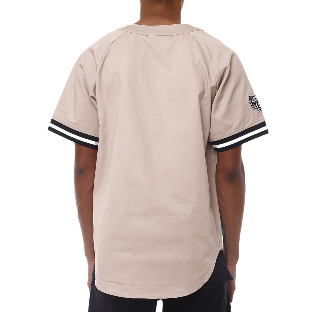 CL Vintage Twill Baseball Jersey
