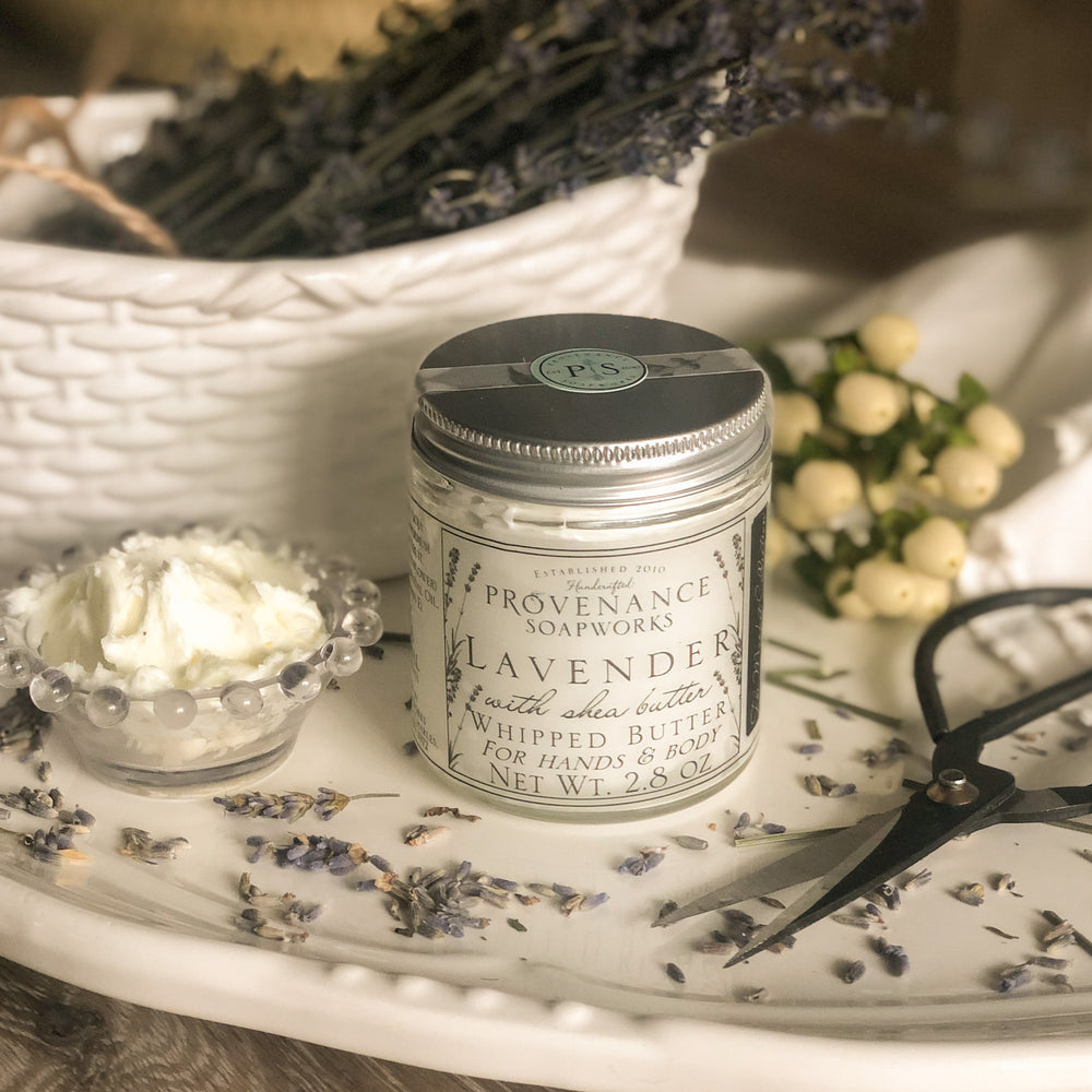 Lavender with Shea Butter Body Butter