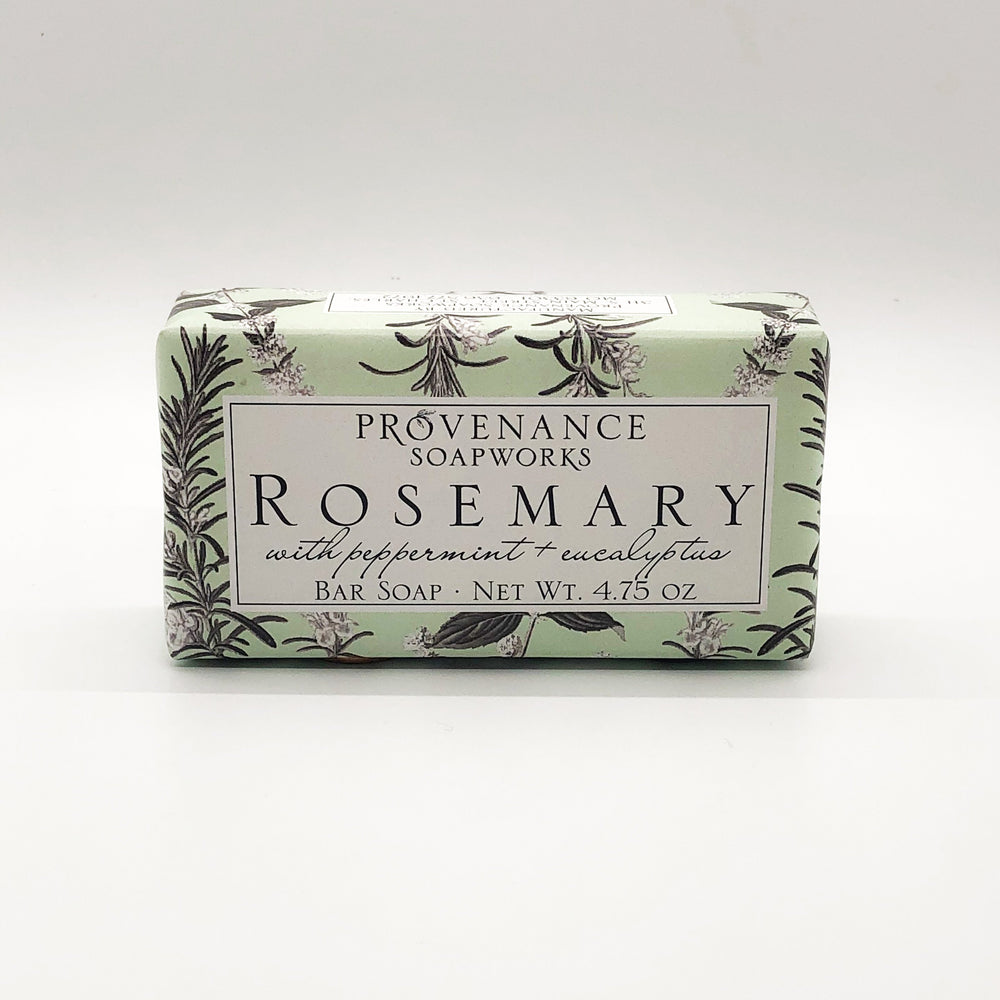 Rosemary Peppermint Eucalyptus Soap