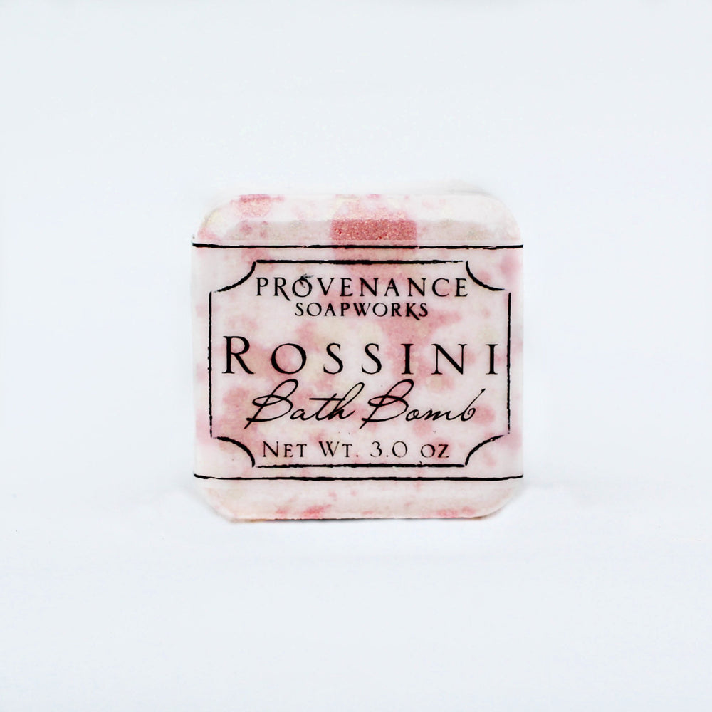 Rossini Bath Bomb Cube