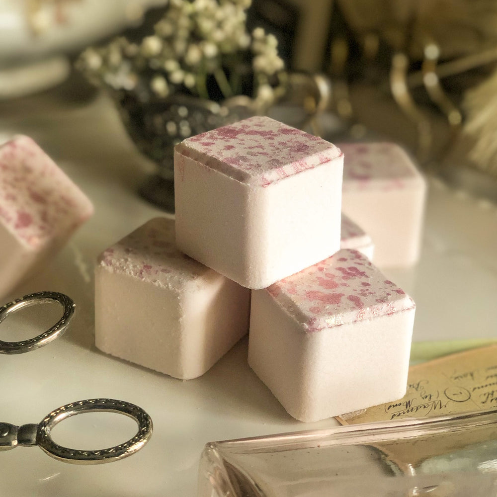 Rossini Bath Bomb Cube {Passport Collection}