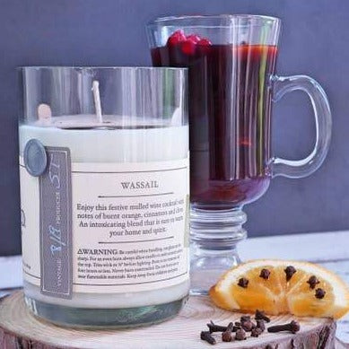 Wassail Soy Rewined Candle