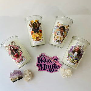 The Craft Mini Candle Set