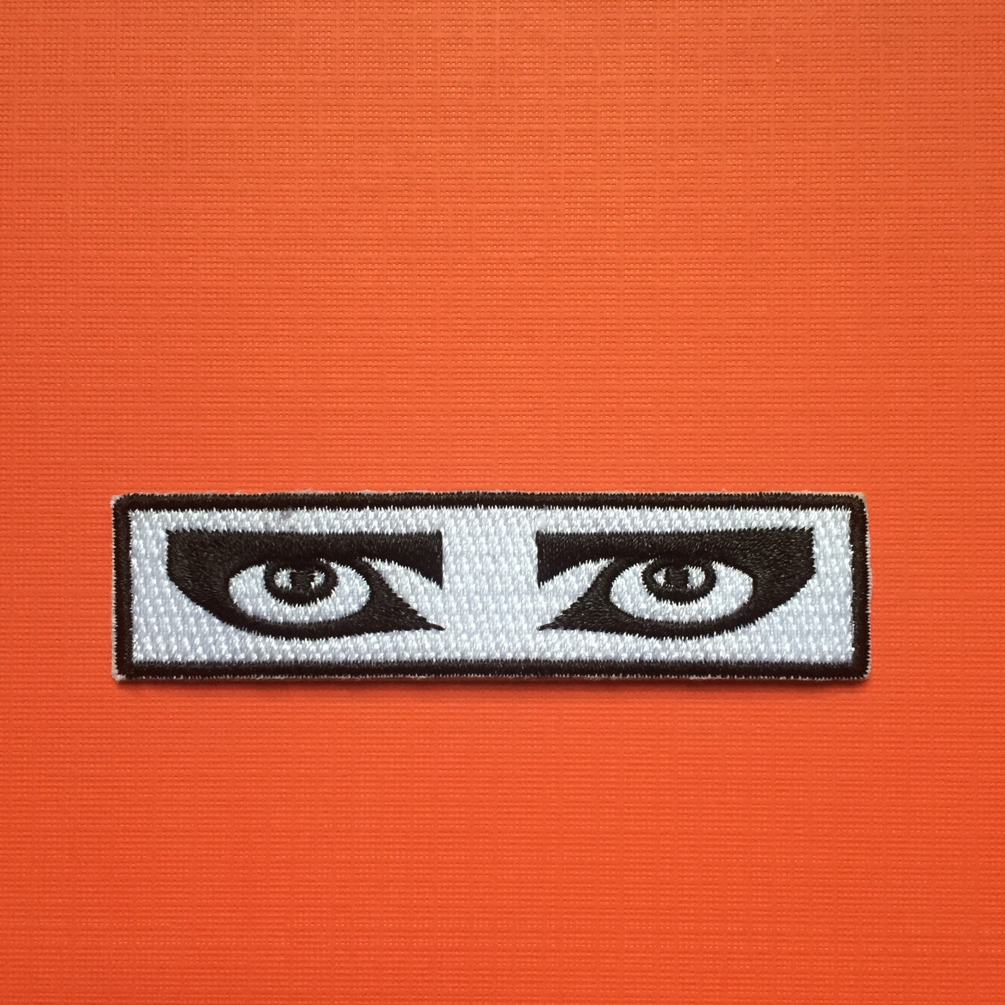 Patch - Siouxsie Goth Eyes