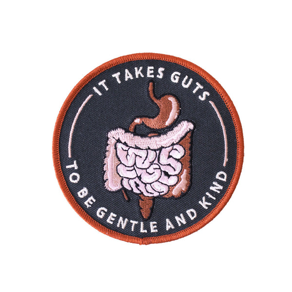 Patch - It Takes Guts *ORIGINAL DESIGN*