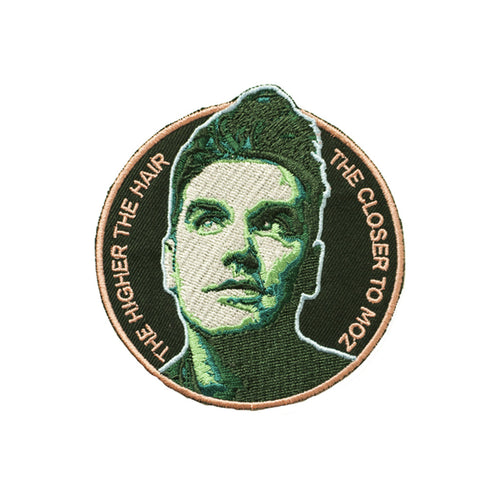 Patch - Morrissey Hair