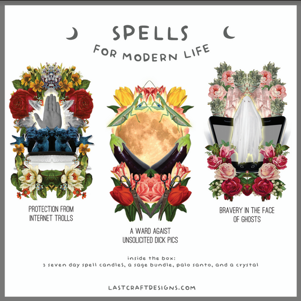 Spells for Modern Life - BOX SET