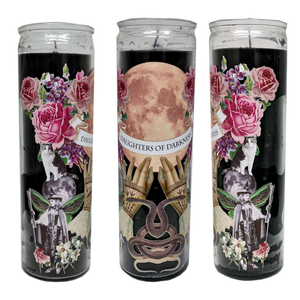"Special Edition Candle:  ""Daughters Of Darkness"""