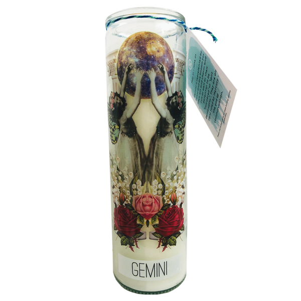 "Astrology Candle:  ""Gemini"""
