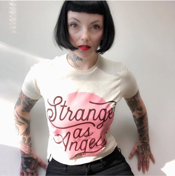 Strange as Angels Summer Varient - Sz XS only