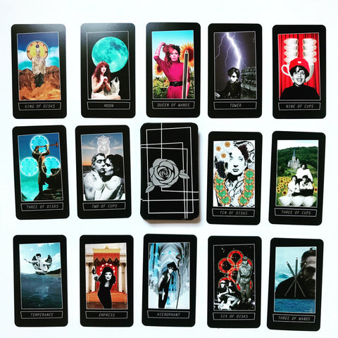 NEW WAVE TAROT CARDS (Final Printing)