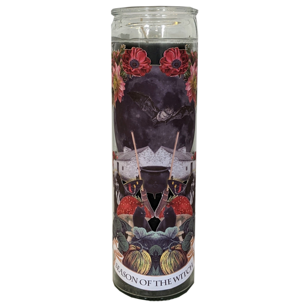 "Special Edition Candle:  ""Season of the Witch"""
