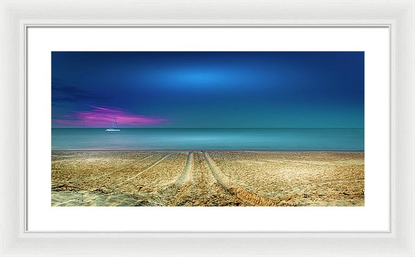 Down By The Sea - Art Print - Michael Lees Photography