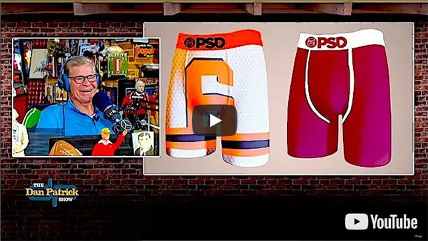 Dan Patrick discuss viral Baker Mayfield ad and PSD Underwear