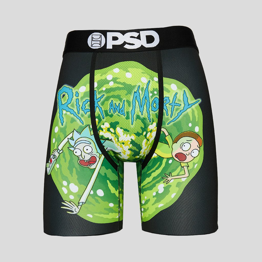 Rick And Morty Classic Portal | PSD Underwear