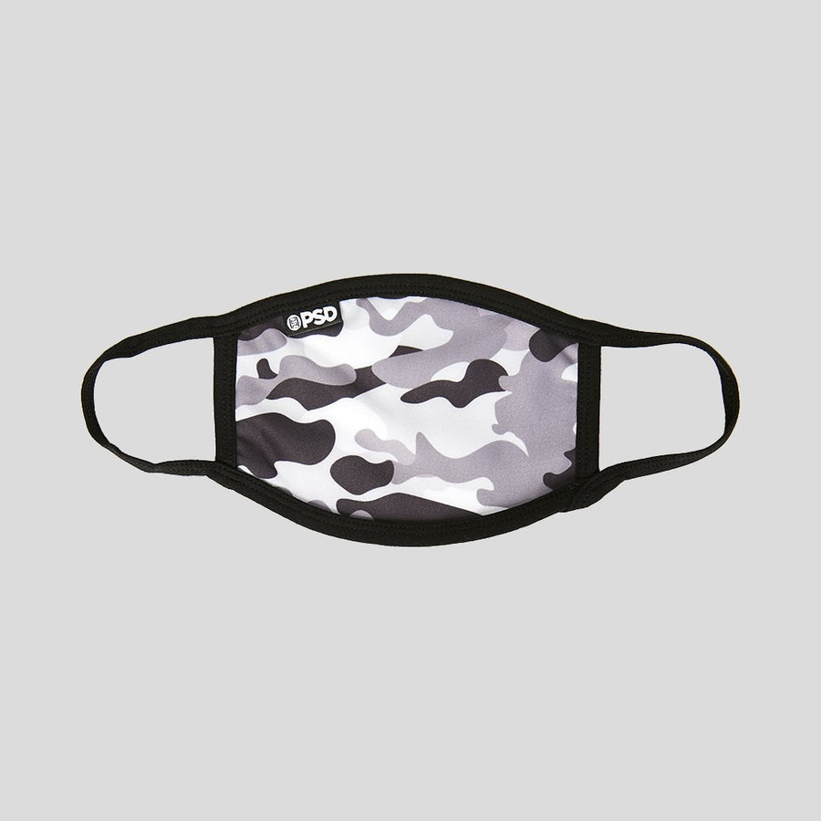 Winter Camo Mask