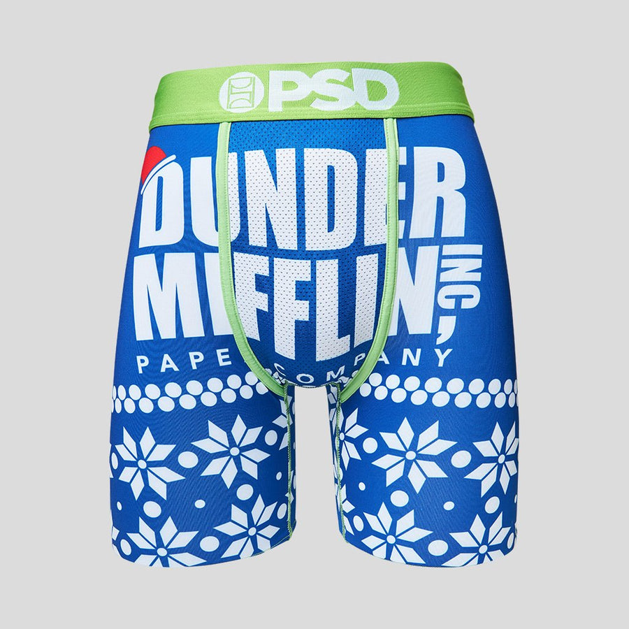 The Office - Dunder Xmas | PSD Underwear