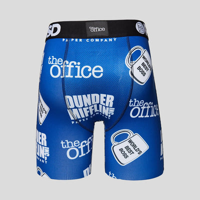 The Office - Dunder All Over | PSD Underwear