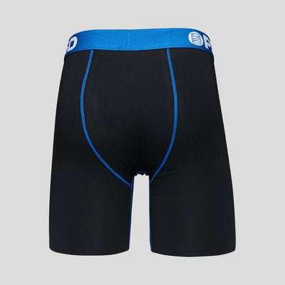 "7"" Cotton - Royal On Charcoal 