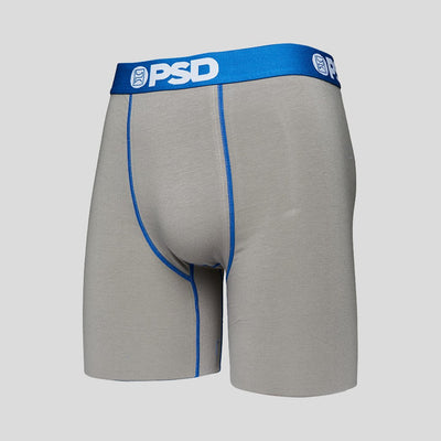 "7"" Cotton - Royal On Gray 