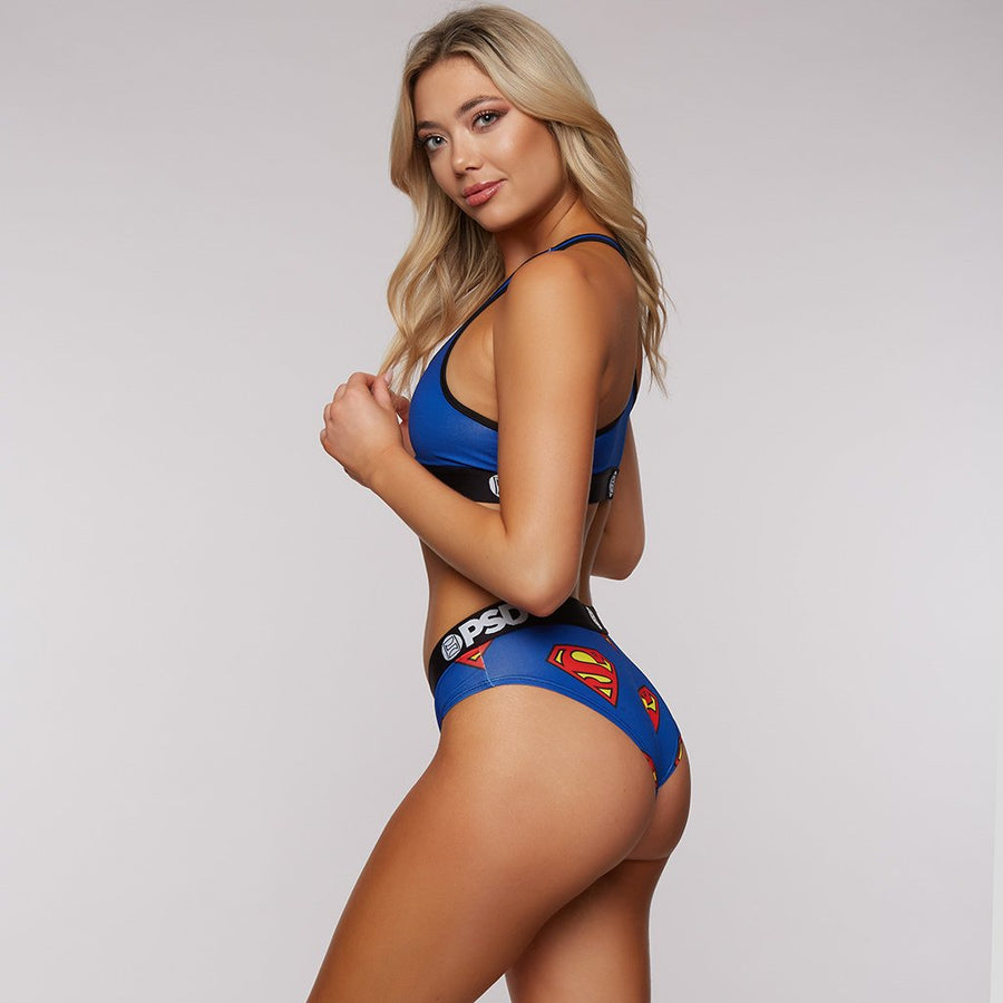 DC - Superman Sports Bra